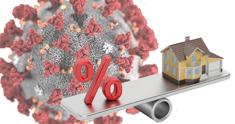 Il Covid-19 contagia anche le compravendite immobiliari, mutui e surroghe.
